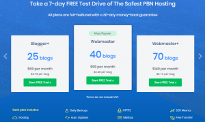 best web hosting for pbns