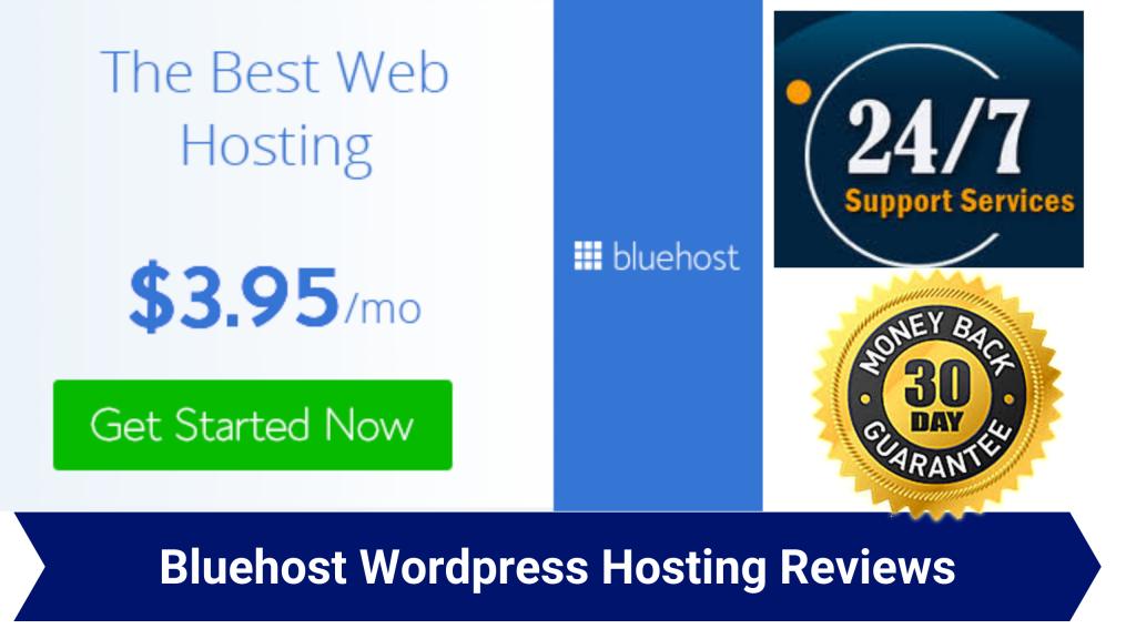 Bluehost WordPress Hosting Reviews