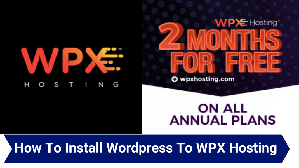 how to install wordpress with wpx hosting