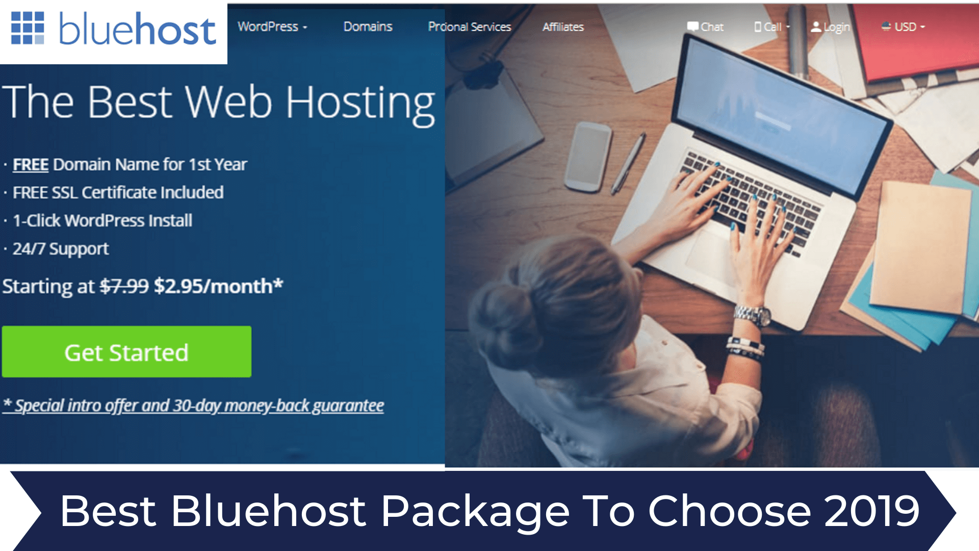 Best Bluehost Plan To Choose 2020