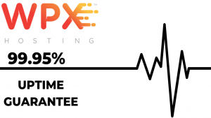wpx hosting uptime guarantee