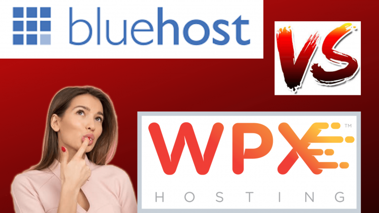 WPX Hosting Vs Bluehost Cloud Hosting