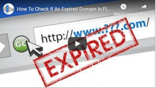 How To Check If A Expired Domain Is Banned From Google