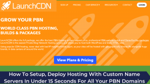launchcdn hosting