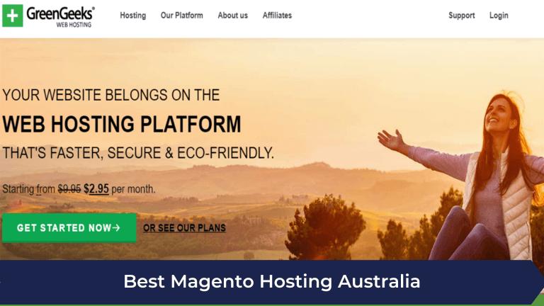 best magento hosting australia