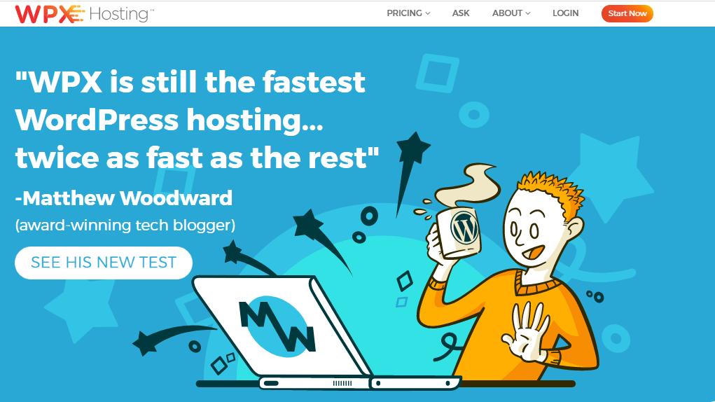 wpx hosting fastest for wordpress & free ssl certificates